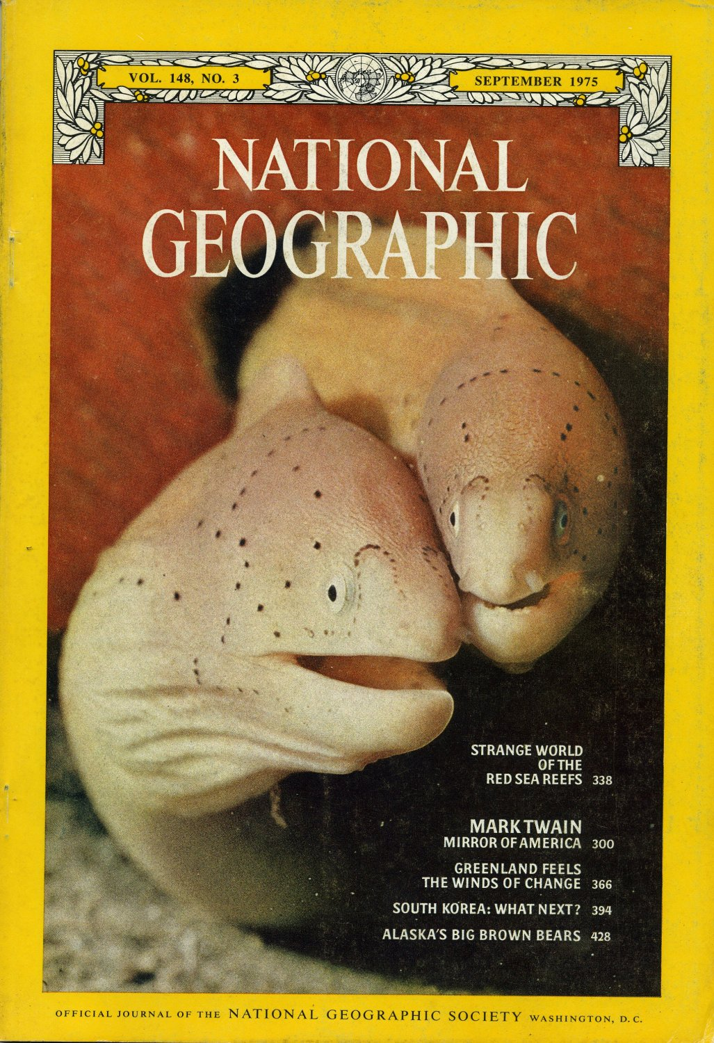 "an analysis of the issue of national geographic magazine The february 2018 issue of national geographic's cover story titled ""the new big brother fold"" in the february 2018 print edition of the magazine."
