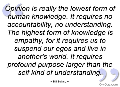 Quotes About Forming An Opinion 23 Quotes
