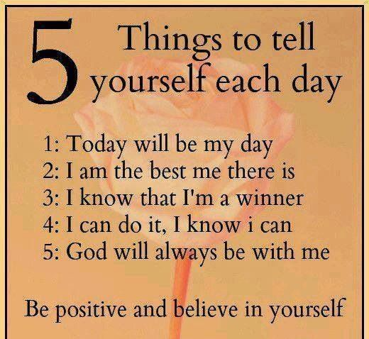 Positive Self Esteem Quotes: Quotes About Boost Your Self Esteem (16 Quotes