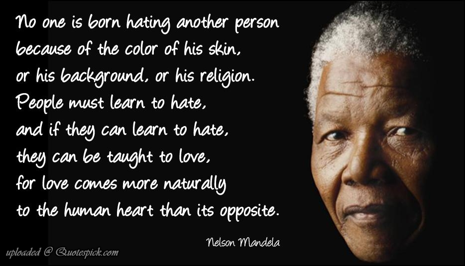 Quotes About Mandela 60 Quotes Extraordinary Quotes Nelson Mandela