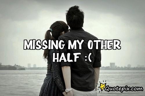 Missing My Girlfriend