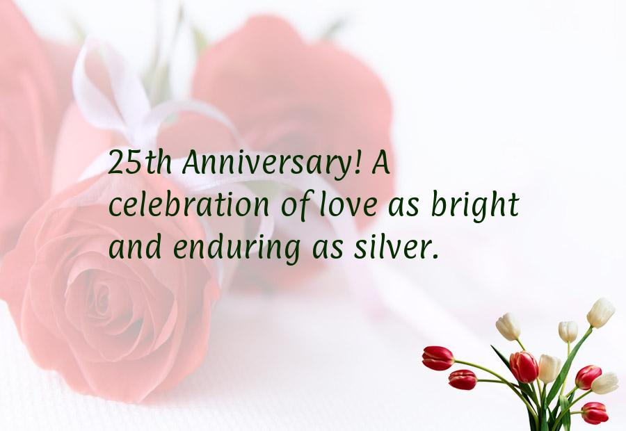 Http Anniversaryquotes Quote 8543c0 25th Wedding Anniversary Cards
