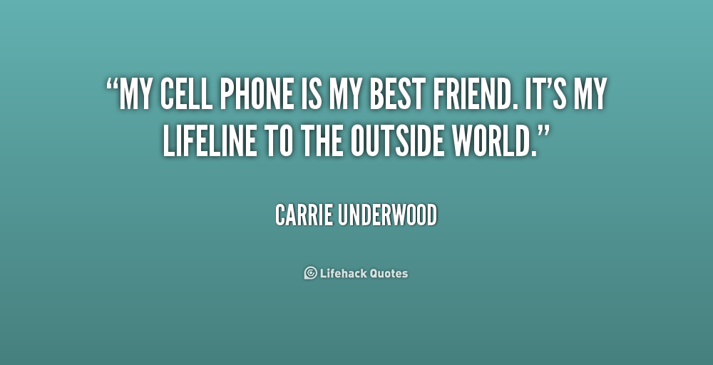 Quotes About Love For Cell Phone 60 Quotes Cool Cell Phone Quotes
