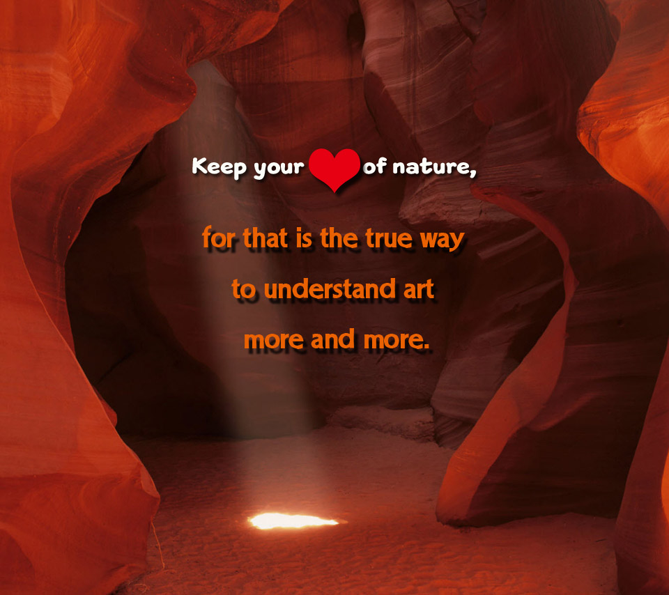Quotes About Love Nature 318 Quotes