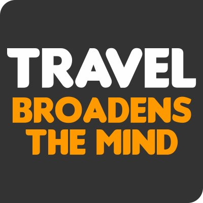 travel broadens the mind or