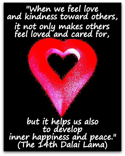 Seeking Inner Peace Quotes: Quotes About Peace And Kindness (44 Quotes