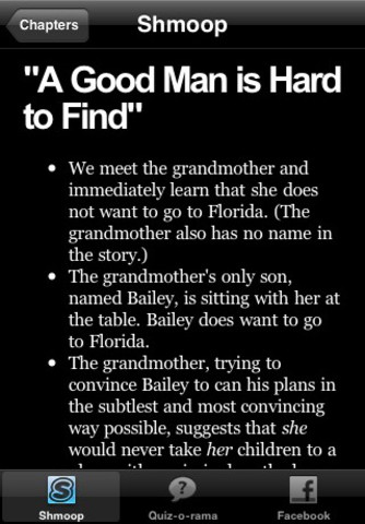 a good grandmother can be hard to Start studying a good man is hard to find learn vocabulary, terms, and more with flashcards, games, and other study tools.