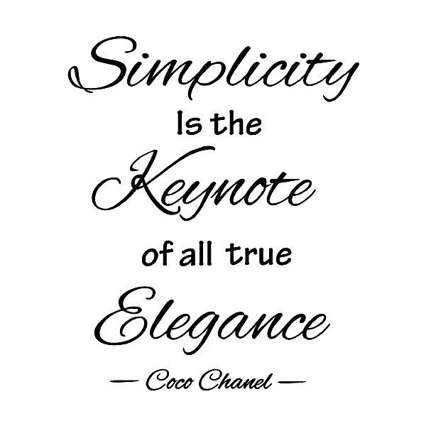 Quotes About Beauty And Simplicity 61 Quotes