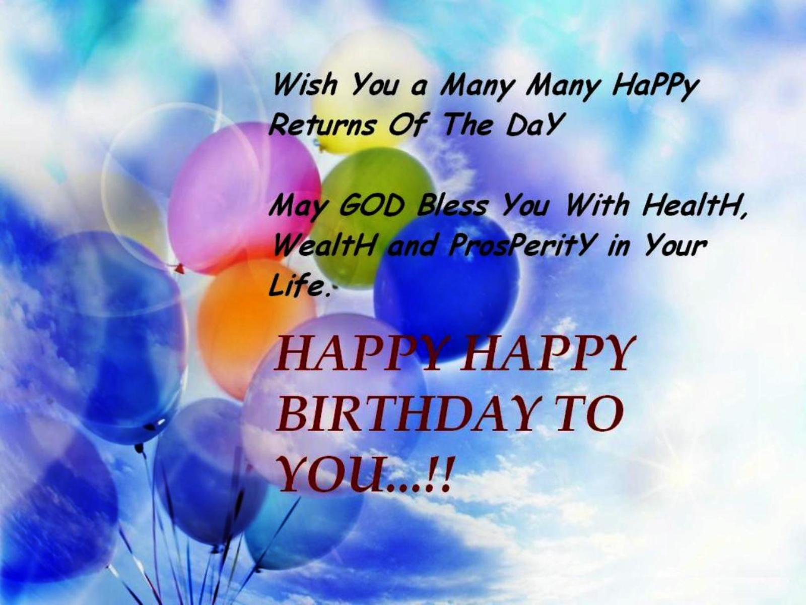 Quotes About Birthday Wishes 46 Quotes