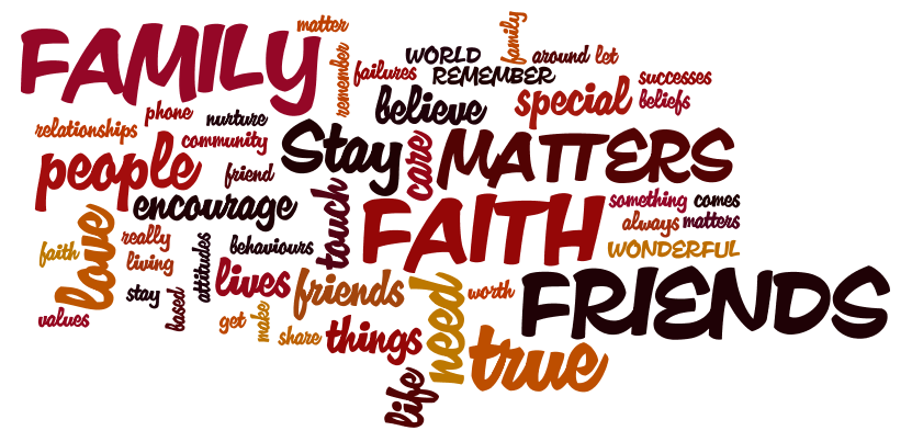 Quotes About Family Friends And Faith : Quotes about faith family and friends