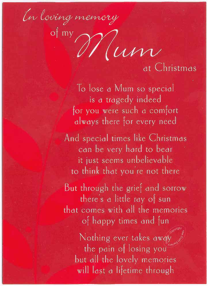 Missing Mom Quotes: Quotes About Christmas Memories (62 Quotes