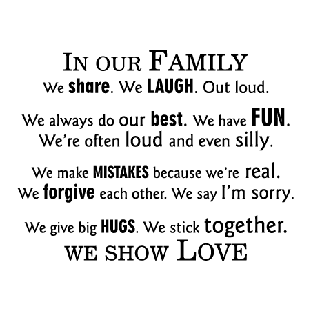 Quotes About Family Togetherness 36 Quotes