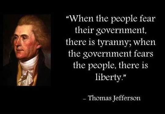 Quotes About Government From Thomas Jefferson 60 Quotes Unique Thomas Jefferson Quotes