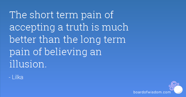 short quotes about truth