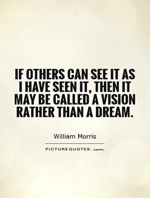 Quotes About Vision Interesting Quotes About Vision Dream 48 Quotes