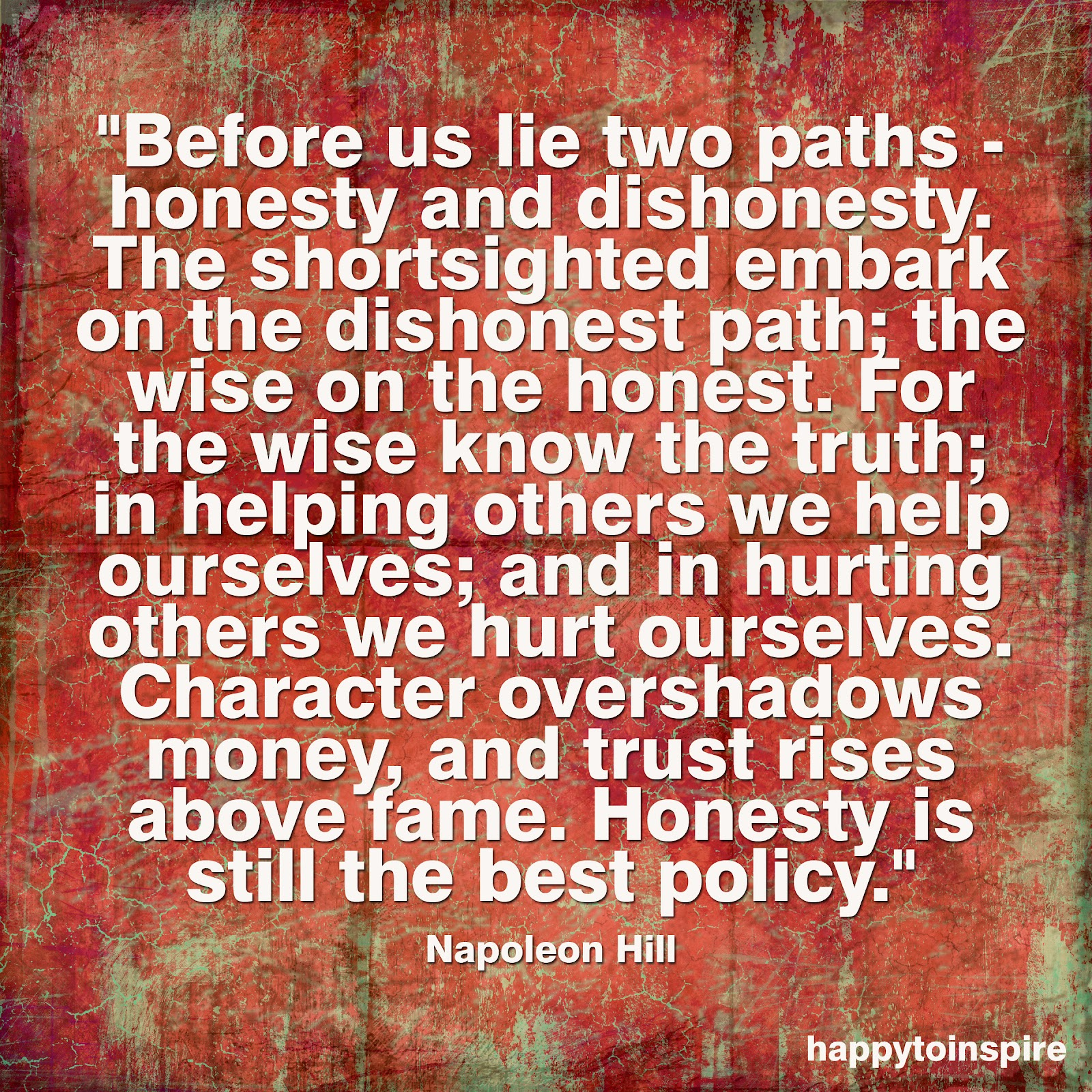 Dishonesty quotes