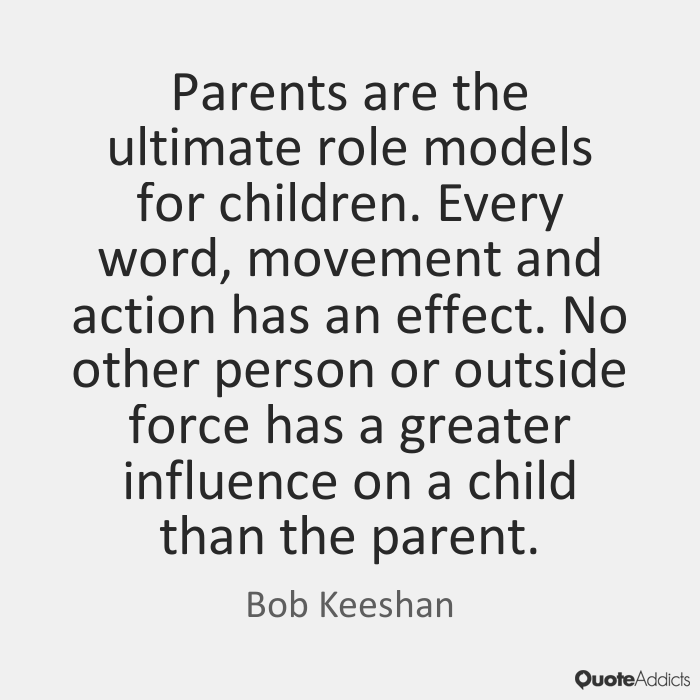 parents has the greatest influence on a persons character Characteristic influences people's personalities, but it has only slight effect on people's development inasmuch as fabulous characteristic does not guarantee the quality of a person many people in the part of the world which have good personality but they cannot compete in the workplace due to lack.