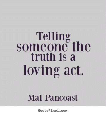telling the truth quotes