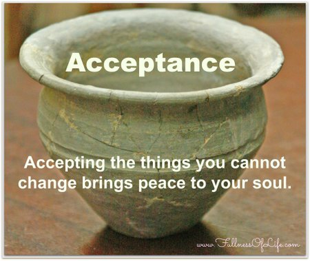 Quotes about Accepting change in life (36 quotes)