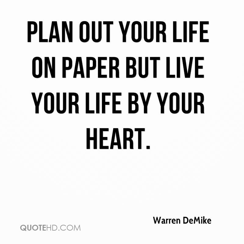 Quotes About Plan For Life 95 Quotes