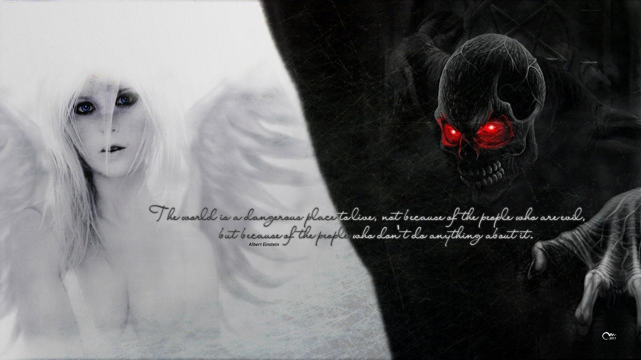 evil doers or evil genes