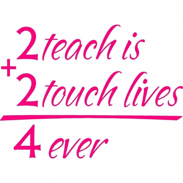 Quotes About Math For Teachers 23 Quotes