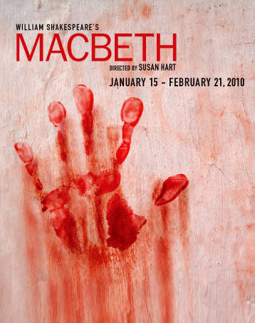 the use of symbolism of blood in the play macbeth