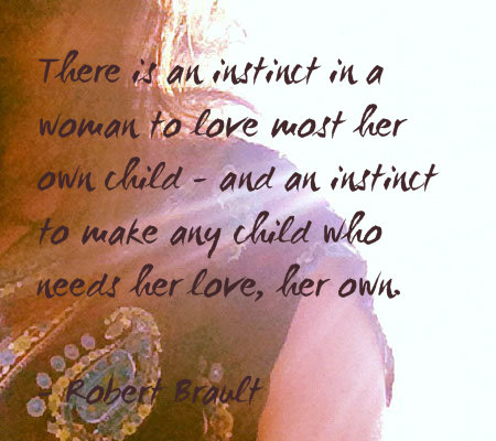 Quotes about Being a mother figure (17 quotes)