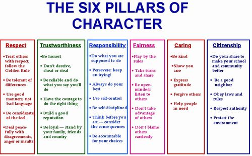 six pillars essay