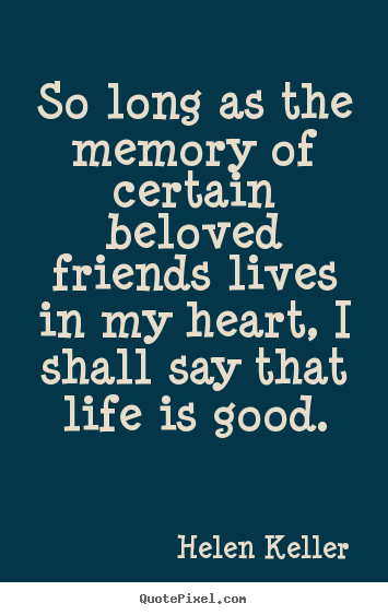 Quotes About Memory In Beloved 18 Quotes