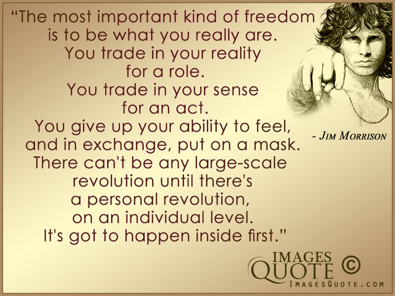 why is individual freedom important