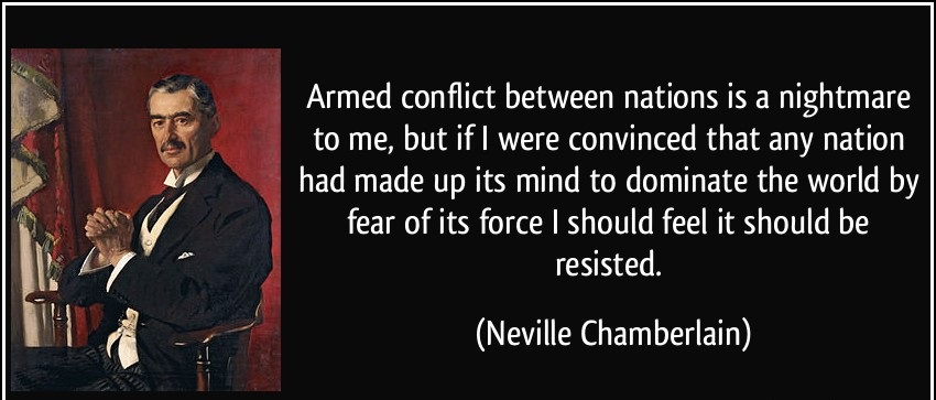 conflict is caused by fear This disruption could be seen as the trigger of international conflict for the cause of they depend on the voting choices of their citizens and out of fear not.