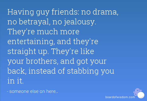 Quotes about Drama friends (38 quotes)