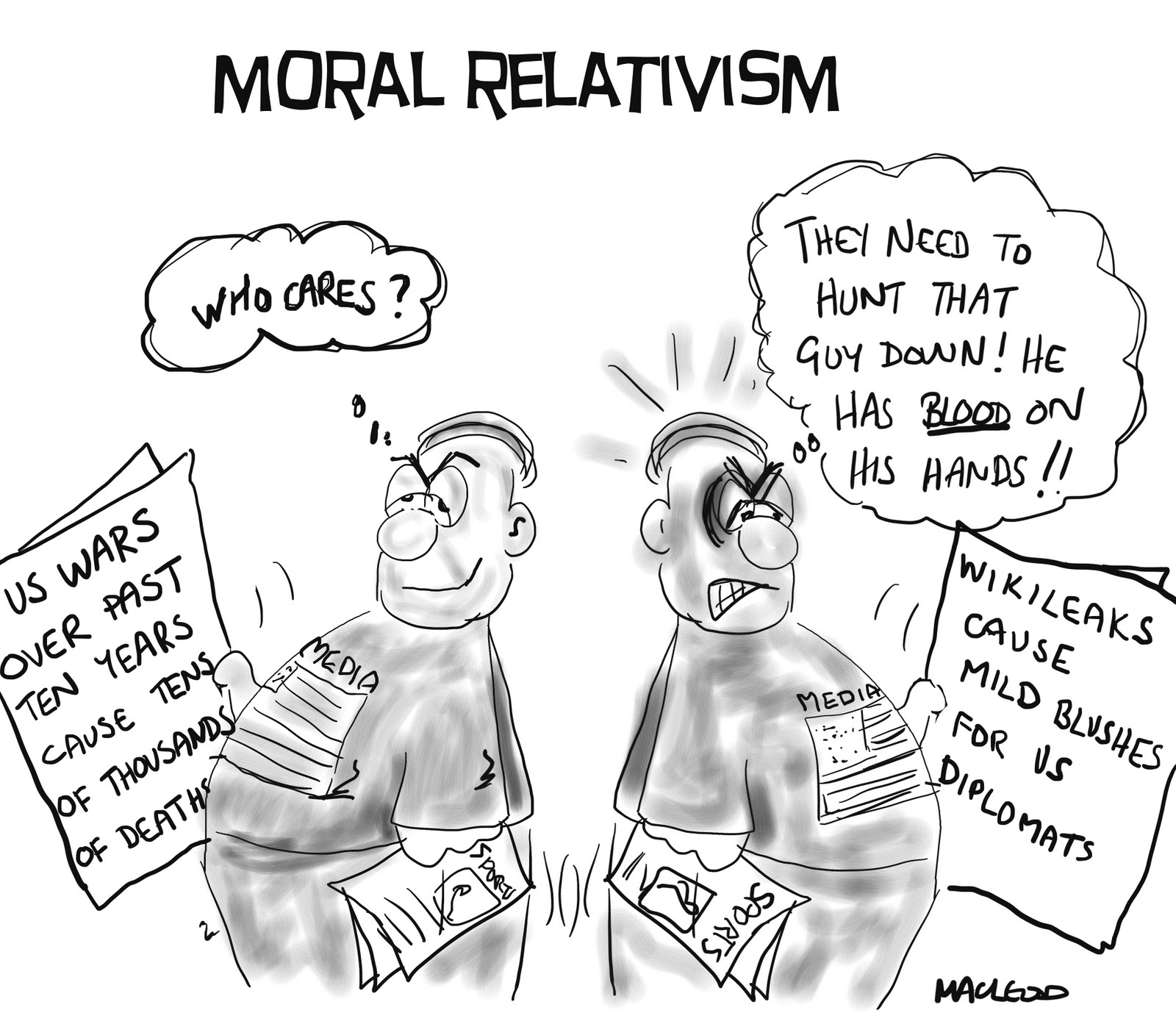 critical analysis of ethical relativism