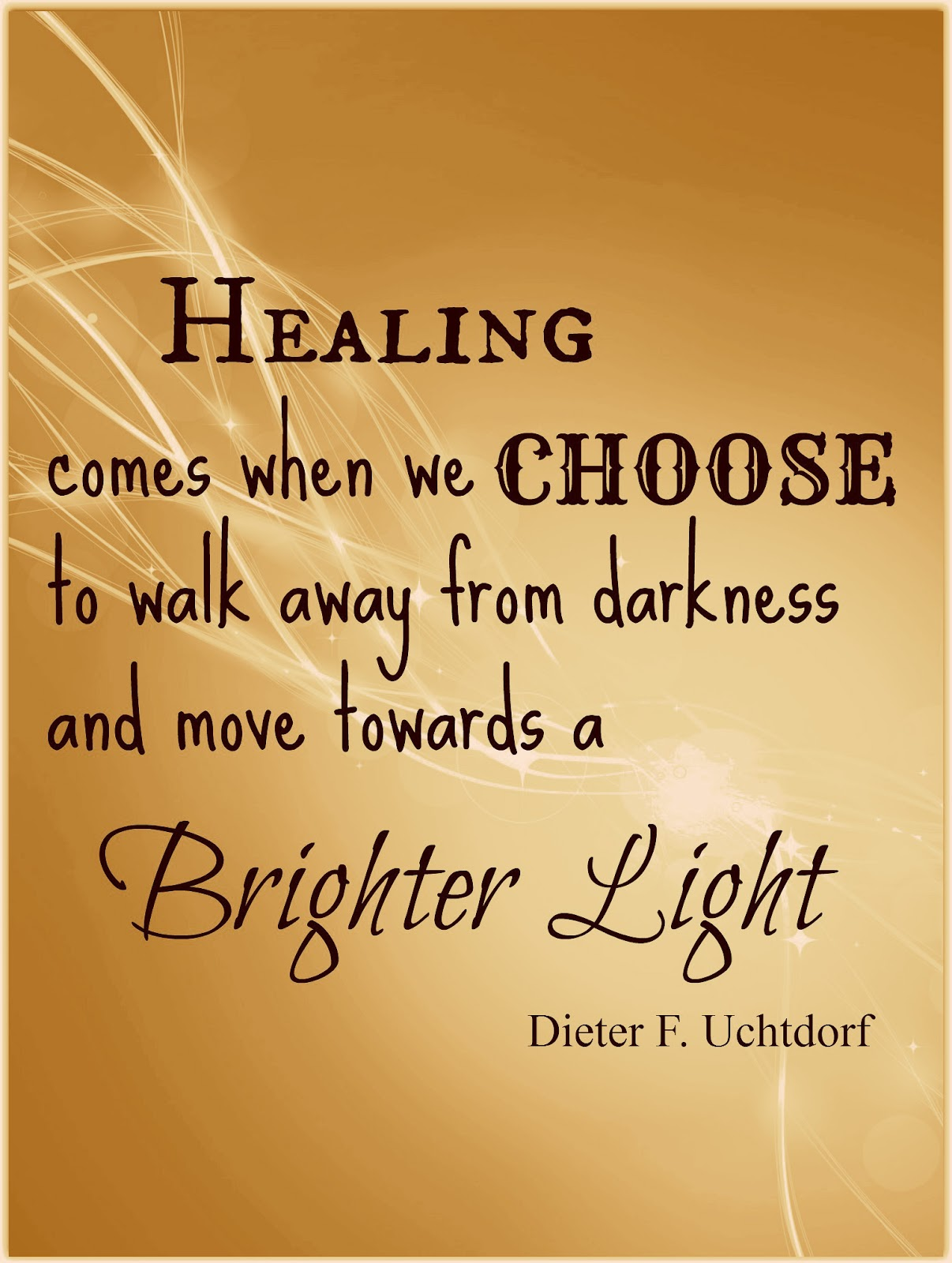 Quotes about healing