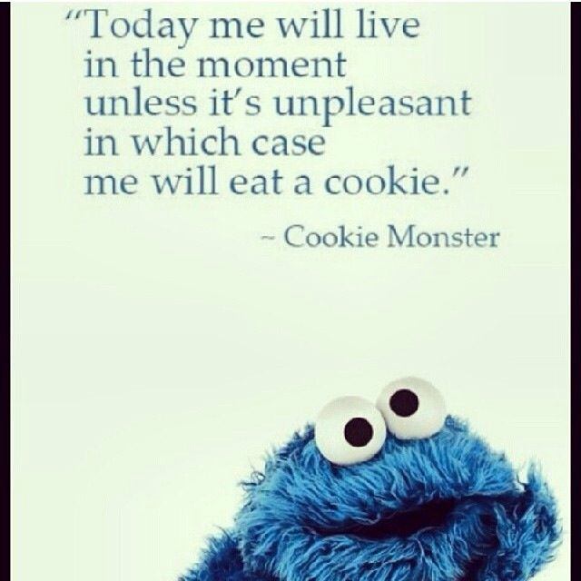 Quotes About Cookie Monster 33 Quotes