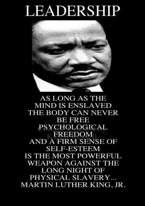 leadership skills of dr martin luther king Martin luther king, jr was an african-american clergyman who advocated social change through non-violent means a powerful speaker and a man of great spiritual strength, he shaped the american civil rights movement of the 1950s and 1960s.