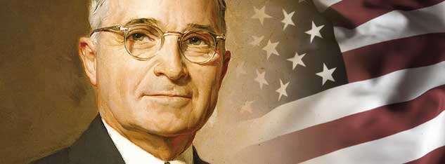 an analysis of harry s truman as a president in united states The truman doctrine, 1947 with the truman doctrine, president harry s truman established that the united states would provide political, military and economic assistance to all democratic nations under threat from external or internal authoritarian forces.