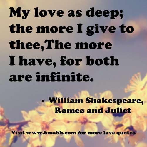 Quotes About Romeo Juliet 60 Quotes Classy Shakespeare Romeo And Juliet Quotes
