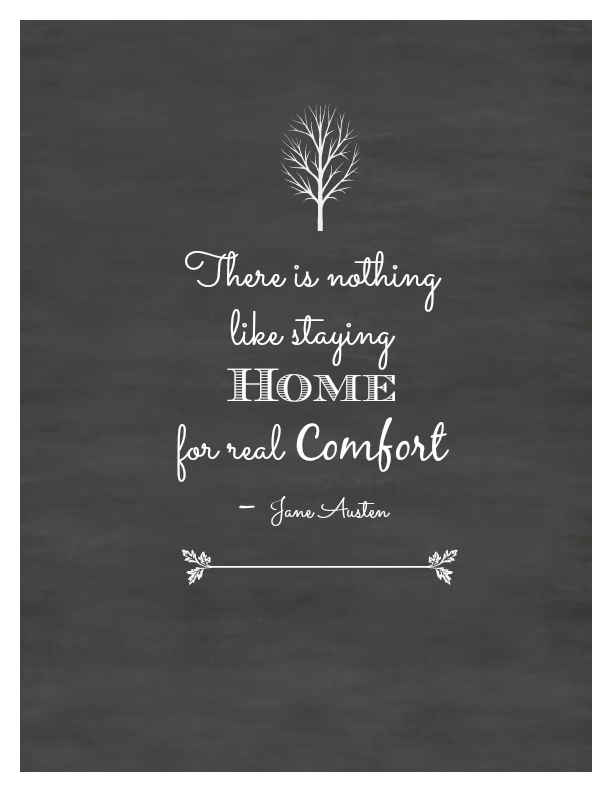 Quotes About Home Jane Austen 22 Quotes