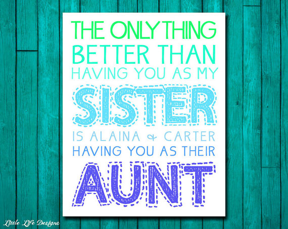 Quotes About Pregnant Sister