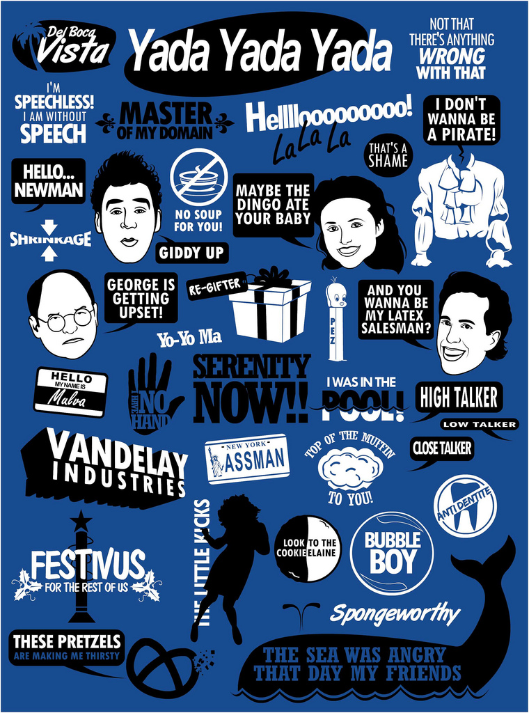 Quotes About Seinfeld 109 Quotes
