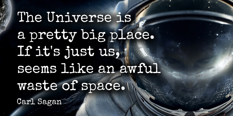 Quotes about Space Exploration (86 quotes)
