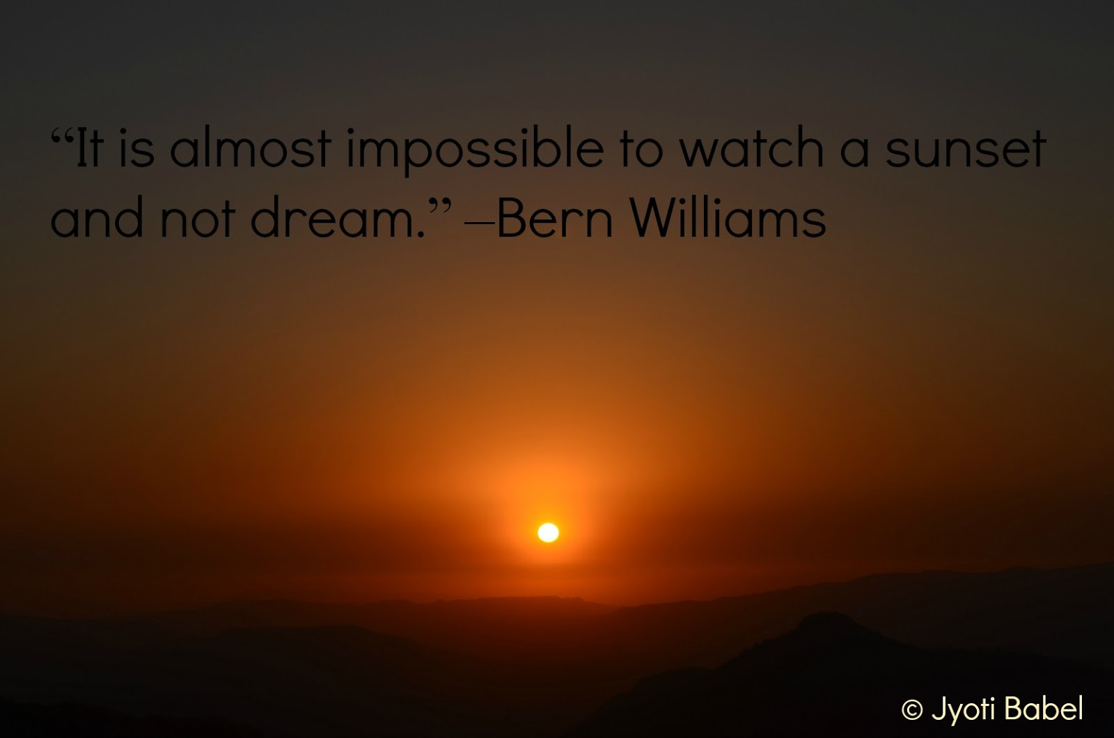 watching the sunrise quotes - photo #9