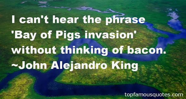 bay of pigs invasion essay Question: could jfk have done anything to stop the bay of pigs invasion share this post link to post share on other sites student question: bay of pigs.
