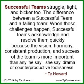 what is your idea of a successful team how would you build such a team Effective team meetings allow for open conversation that draws upon each are you interested in improving your team's build upon each other's ideas.