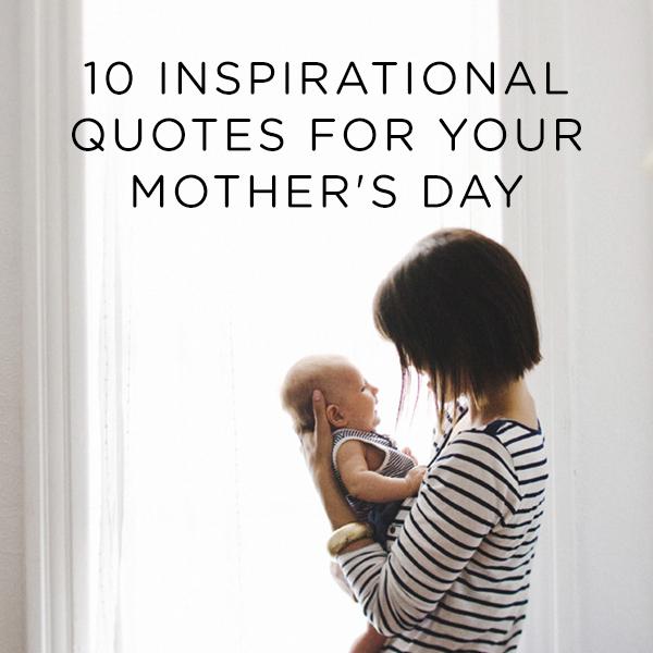 inspiring mother