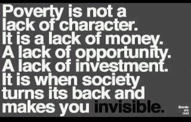 Quotes About Poverty | Quotes About Overcoming Poverty 28 Quotes