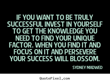 Quotes About Success And Knowledge 47 Quotes