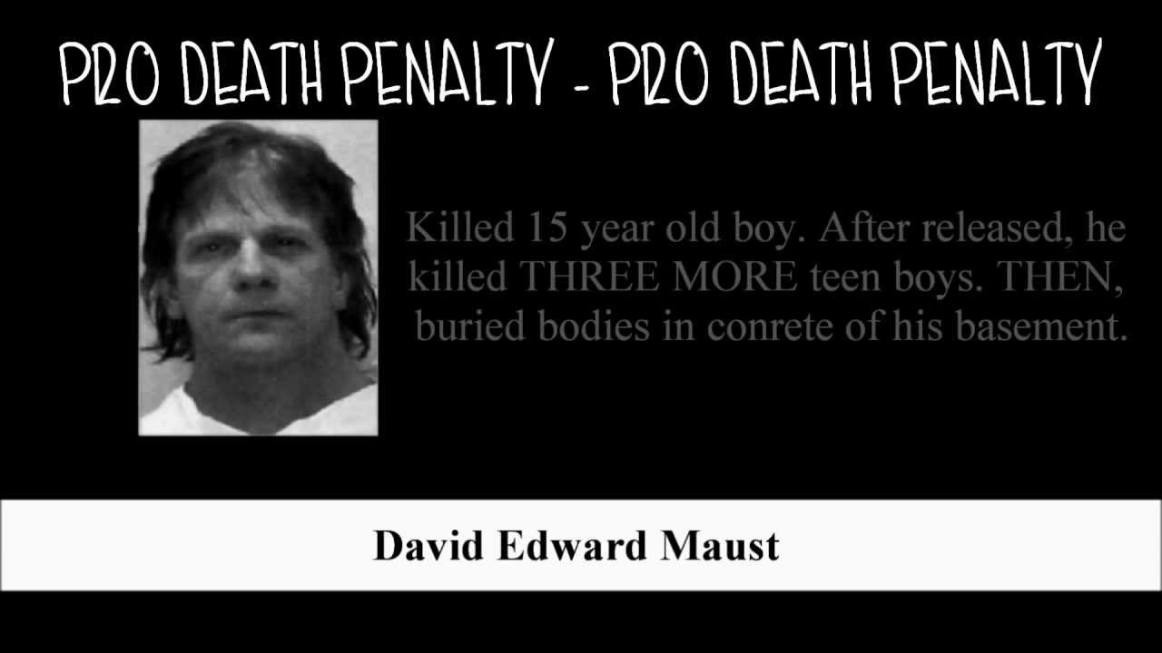 essay about death penalty If you have to determine if you for or against the death penalty (for example if you have to write an argumentative essay) then it can be useful to.